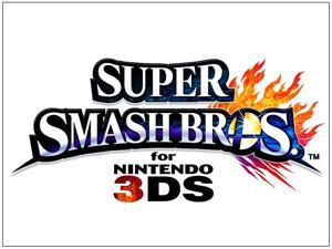 Super Smash Bros. Nintendo 3DS Game Nintendo