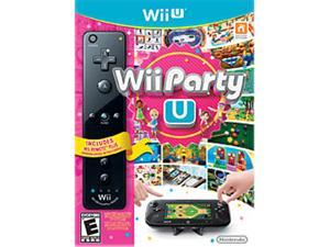 Wii Party U Wii U Game Nintendo