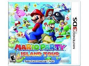 Mario Party: Island Tour Nintendo 3DS Nintendo