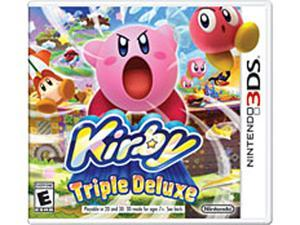 Kirby: Triple Deluxe 3DS Nintendo Game