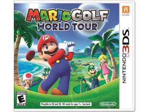 Mario Golf: World Tour 3DS Nintendo