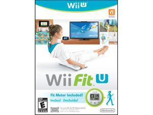 Wii Fit U with Fit Meter for Nintendo Wii U