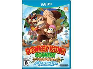 Donkey Kong Country: Tropical Freeze Wii U Nintendo