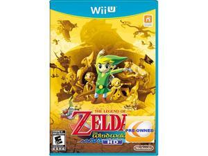PRE-OWNED The Legend of Zelda: The Wind Waker Wii U