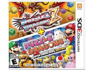 Puzzle & Dragons Z + Puzzle & Dragons: Super Mario Bros. Edition Nintendo 3DS