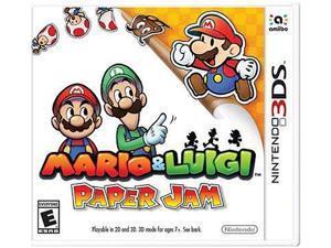 Mario Luigi Paper Jam - Nintendo 3DS