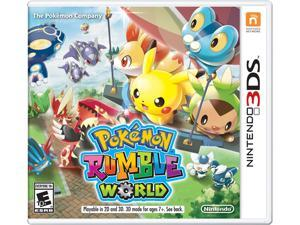 Pokémon Rumble World 3D - Nintendo 3DS