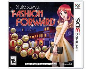 Style Savvy: Fashion Forward - Nintendo 3DS
