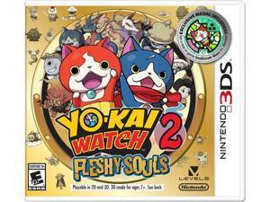 Yo-kai Watch 2: Fleshy Souls - Nintendo 3DS