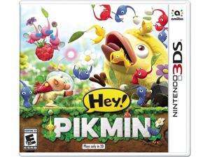 Hey Pikmin - Nintendo 3DS