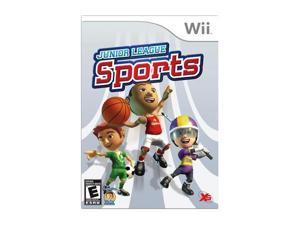 Junior League Sports Wii Game XS Games
