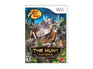 Bass Pro Shops: The Hunt Trophy Showdown Wii Game