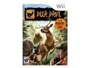 Deer Drive Wii Game