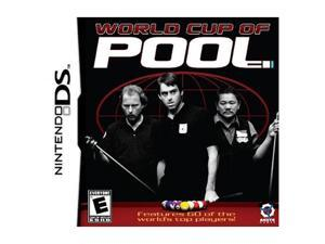 World Cup of Pool Nintendo DS Game