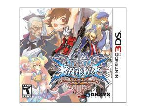 Blazblue Continuum Shift 2 Nintendo 3DS Game AKSYS GAMES