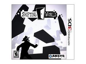 Shifting World Nintendo 3DS Game