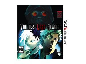 Zero Escape: Virtue's Last Reward Nintendo 3DS Game