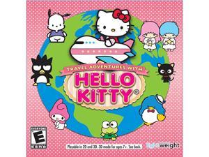 Travel Adventures with Hello Kitty Nintendo 3DS Game Bergsala Lightweight