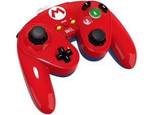 PDP Wii U Fight Pad Controller - Mario