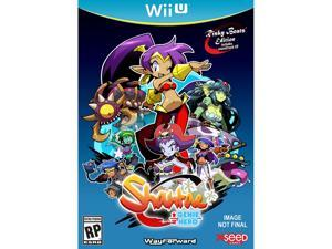 Shantae: Half-Genie Hero - 'Risky Beats' Edition - Nintendo Wii U