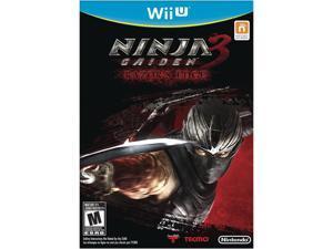 Ninja Gaiden III: Razor's Edge Wii U Games