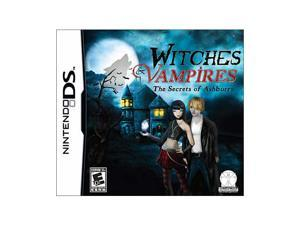 Witches & Vampires Nintendo DS Game Conspiracy Entertainment