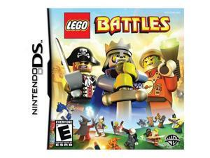 LEGO: Battles Nintendo DS Game Warner Bros. Studios