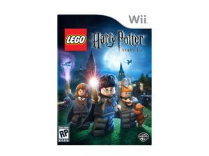 Lego Harry potter: Years 1-4 Wii Game