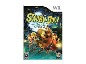Scooby Doo and the Spooky Swamp Wii Game