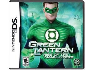 Green Lantern: Rise Of The Manhunters Nintendo DS Game