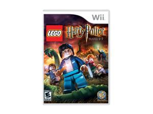 Lego Harry Potter: Years 5-7 Wii Game