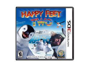 Happy Feet Two: The Videogame Nintendo 3DS Game Warner Bros. Studios