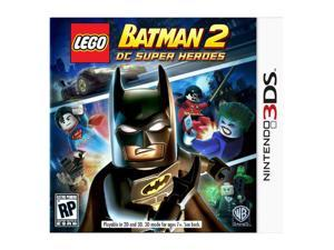 Lego Batman 2: DC Super Heroes Nintendo 3DS Game Warner Bros. Studios