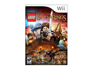 LEGO Lord of the Rings Wii Game Warner Bros. Studios