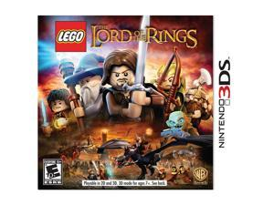 LEGO Lord of the Rings Nintendo 3DS Game Warner Bros. Studios