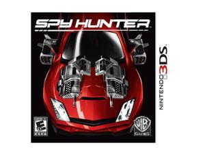 Spy Hunter Nintendo 3DS Game