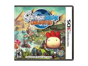 Scribblenauts Unlimited Nintendo 3DS Game