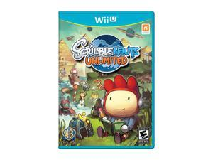 Scribblenauts Unlimited Wii U Games