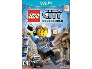 Lego City: Undercover Wii U Games