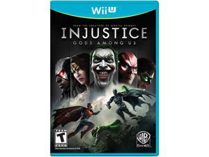 Injustice: Gods Among Us Wii U Games Warner Bros