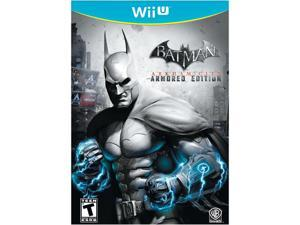 Batman Arkham City: Armored Edition Wii U Games