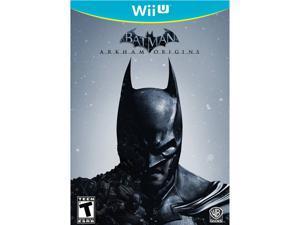 Batman: Arkham Origins Nintendo Wii U