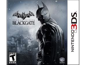 Batman: Arkham Origins Blackgate Nintendo 3DS Game