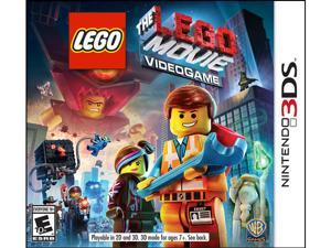 The LEGO Movie Videogame Nintendo 3DS Game Warner Bros. Studios