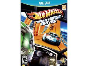 Hot Wheels: World's Best Driver Wii U Game