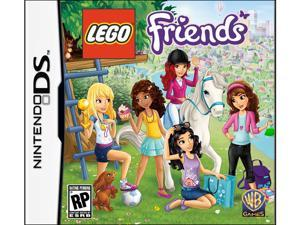 LEGO Friends Nintendo DS Warner Bros. Studios