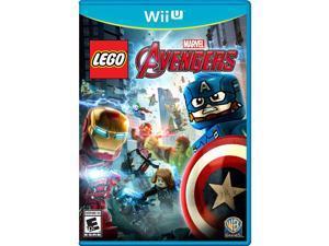 LEGO Marvel's Avengers Nintendo Wii U