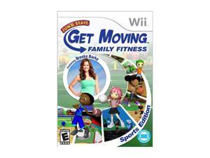 Jumpstart: Get Moving featuring Brooke Burke Wii Game