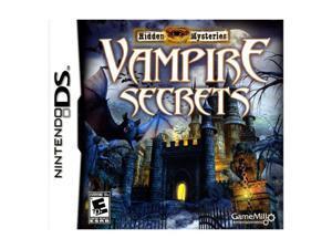 Hidden Mysteries: Vampire Secrets Nintendo DS Game