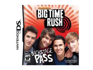 Big Time Rush Nintendo DS Game